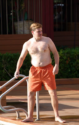 Matt Damon gordo, Jason Bourne gordo