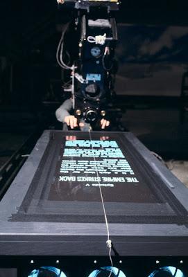 fotos ineditas de la guerra de las galaxias, photos star wars