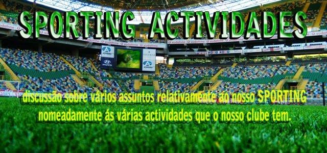 SPORTING ACTIVIDADES