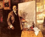 Autorretrato (1915) - William Merritt Chase (66)
