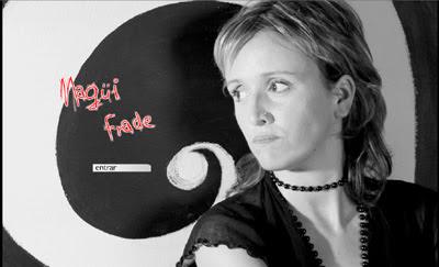 ver web de la actriz Magüi Frade