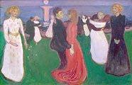 El baile de la vida (1899-1900) - Edvard Munch (36-37)