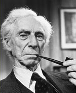 Bertrand Russell - cumbre del pensamiento occidental
