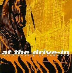 Relationship on Command - tercer disco de At The Drive-In