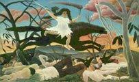 La guerra (1894) - Henri Rousseau (50)