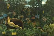 El sueño (1910) - Henri Rousseau (66)