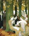 Las musas (1893) - Maurice Denis (23)