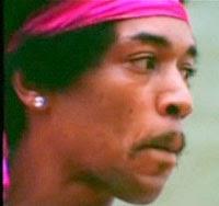 Jimy Hendrix en Woodstock (1969)
