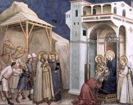 Adoración de los magos (Giotto)