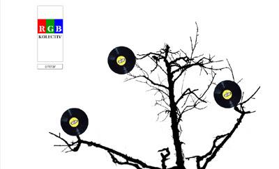 ver web RGB-Kolectiv (colectivo de deejays, técnicos de sonido, grabación de conciertos...) by pepeworks