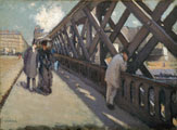 El puente de Europa (1876) - Gustave Caillebotte (28 años)