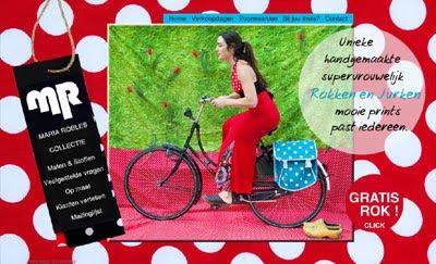 visitar web de María Robles (confección de vestidos y faldas hechas a mano)