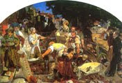 Ford Madox Brown (31-44) - Trabajo (1852-1865)