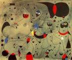 Joan Miró (47) - Nocturno (1940)