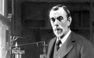 biografía cronológica de Sir William Ramsay (1852-1916)
