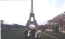 Quand le soleil dit bonjour à Paris