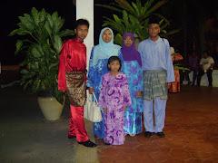 Bersama Keluarga Syawal 2008