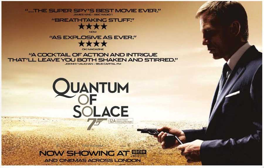 'Ran21movie: Quantum of Solace [2009]