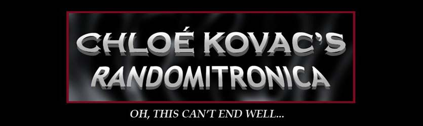 Chloé Kovac's Randomitronica