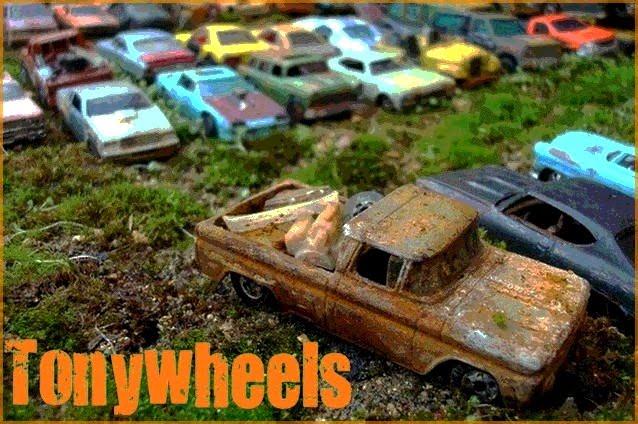 Tony-wheels