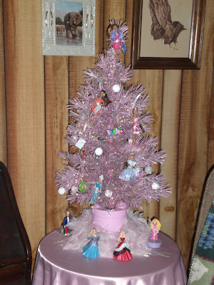 Pink Ornaments For Christmas Tree