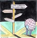 Low-carbon path...
