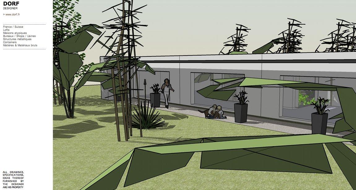 Dorf fr designer d57 patio breton for Garage pas cher strasbourg