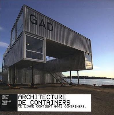 La boutique de architecture container for Container en francais