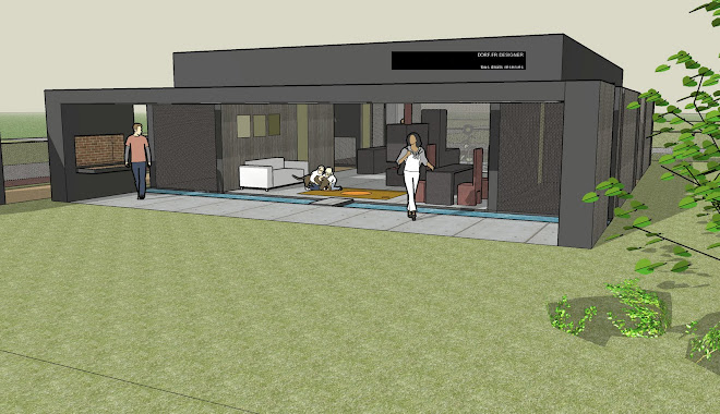 Plan maison moderne 100m2 for Maison avec container