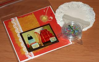 Выиграная мини-конфетка от Наташи!!!