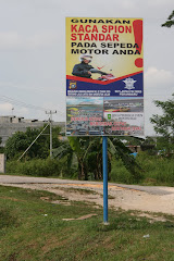 DPU Prov Riau Billboard