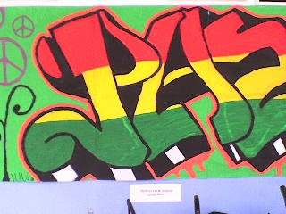 Letras Graffiti Nombre Monica Todo Para Facebook Imagenes