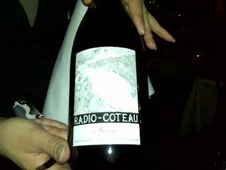 Radio-Conteau Pinot Noir