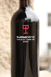 Tenimenti Angelini 2005 Toscana Rosso Tuttobene