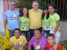Caminhando para a vitória do nosso Rev.João Luiz