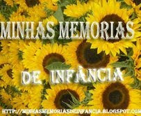 Selo Exclusivo do Blog Minhas Memórias de Infância