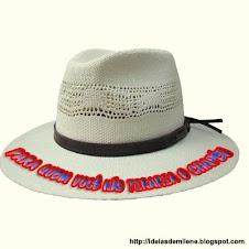 Para Quem Você NÃO Tira o Chapéu?