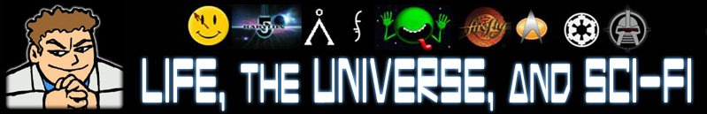Life, The Universe, and Sci-Fi