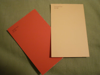 One Simple Country Girl My New Kitchen Colors