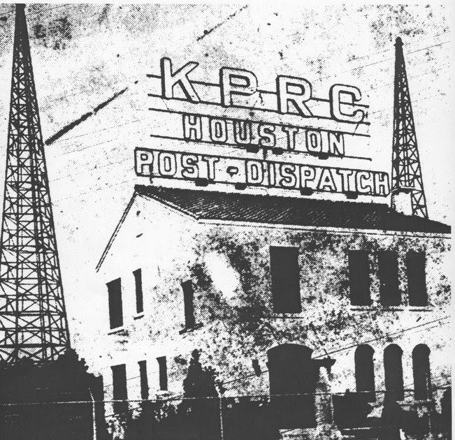 The old sugar land club house kprc radio transmission for Classic house radio station