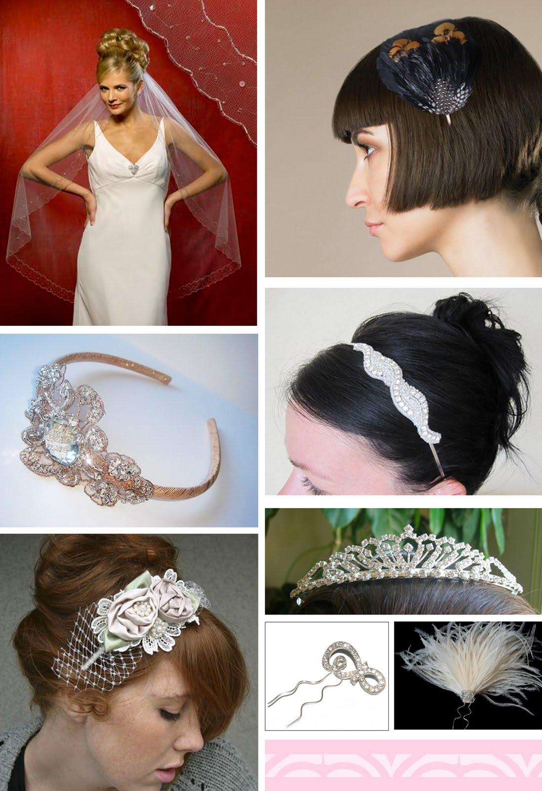 The Artful Bride Wedding Blog Wedding Veils Amp Hair