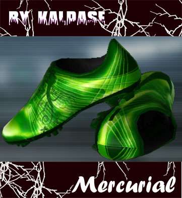 Mercuriales Pes 6 - Real Madrid Wallpapers
