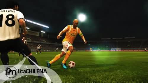 liga chilena para pro evolution 5: