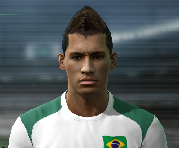 Neymar Face by Leonardo y Sérgio, hair by Junior y thgo