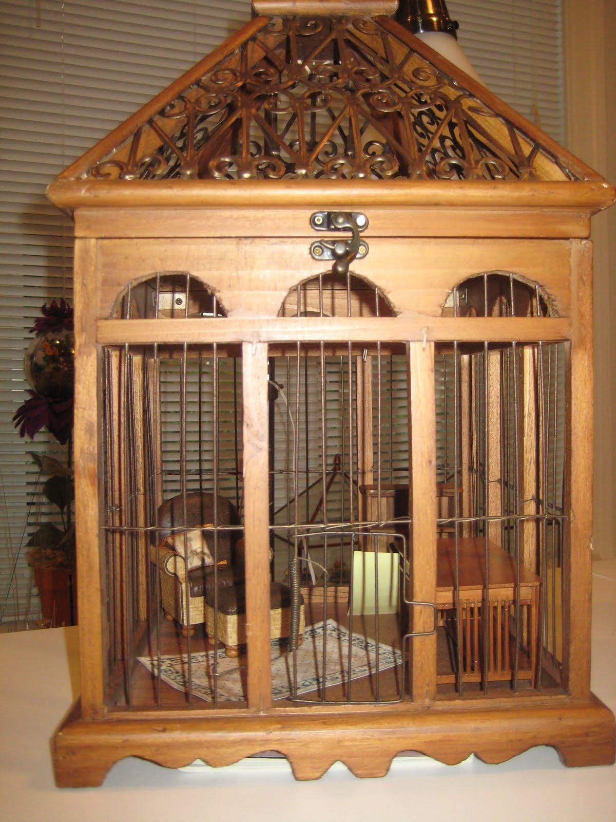 pdf diy wood bird cage plans download wonky playhouse