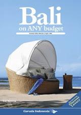 Garuda - Bali on ANY budget