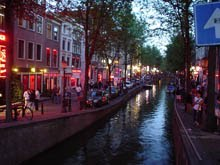 &#39;Wallen&#39; Amsterdam