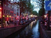 'Wallen' Amsterdam