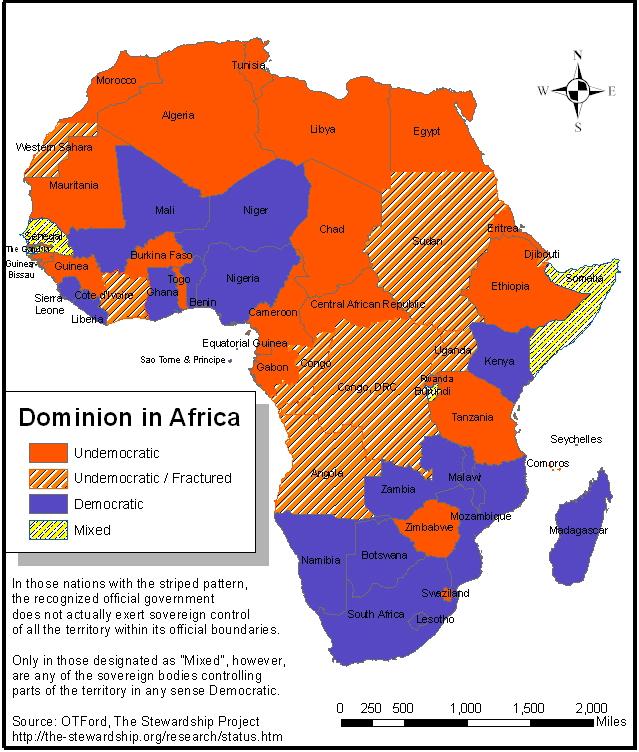 population density map of togo. Africa Population 2011: 1