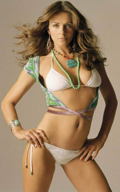BRITISH beauty Elizabeth Hurley s ex husband Arun Nayar was seen going out ...